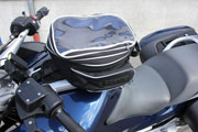 Tank bag 16-23 L for BMW R 1200 RT 2005-2013