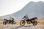The new BMW F750GS and F850GS