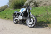 K100RS Cafe Racer Conversion by Hornig