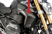 Radiator Side Panels for BMW R 1200 R, LC (2015-)