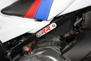 Plates for BMW S1000R / S1000RR