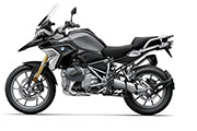 The new BMW R1250GS