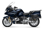 The new BMW R1250RT