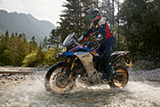 The new BMW F850GS Adventure