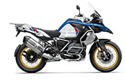 The new BMW R1250GS Adventure