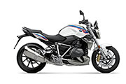 The new BMW R1250R