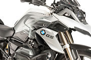 Side deflectors for BMW R1200GS LC
