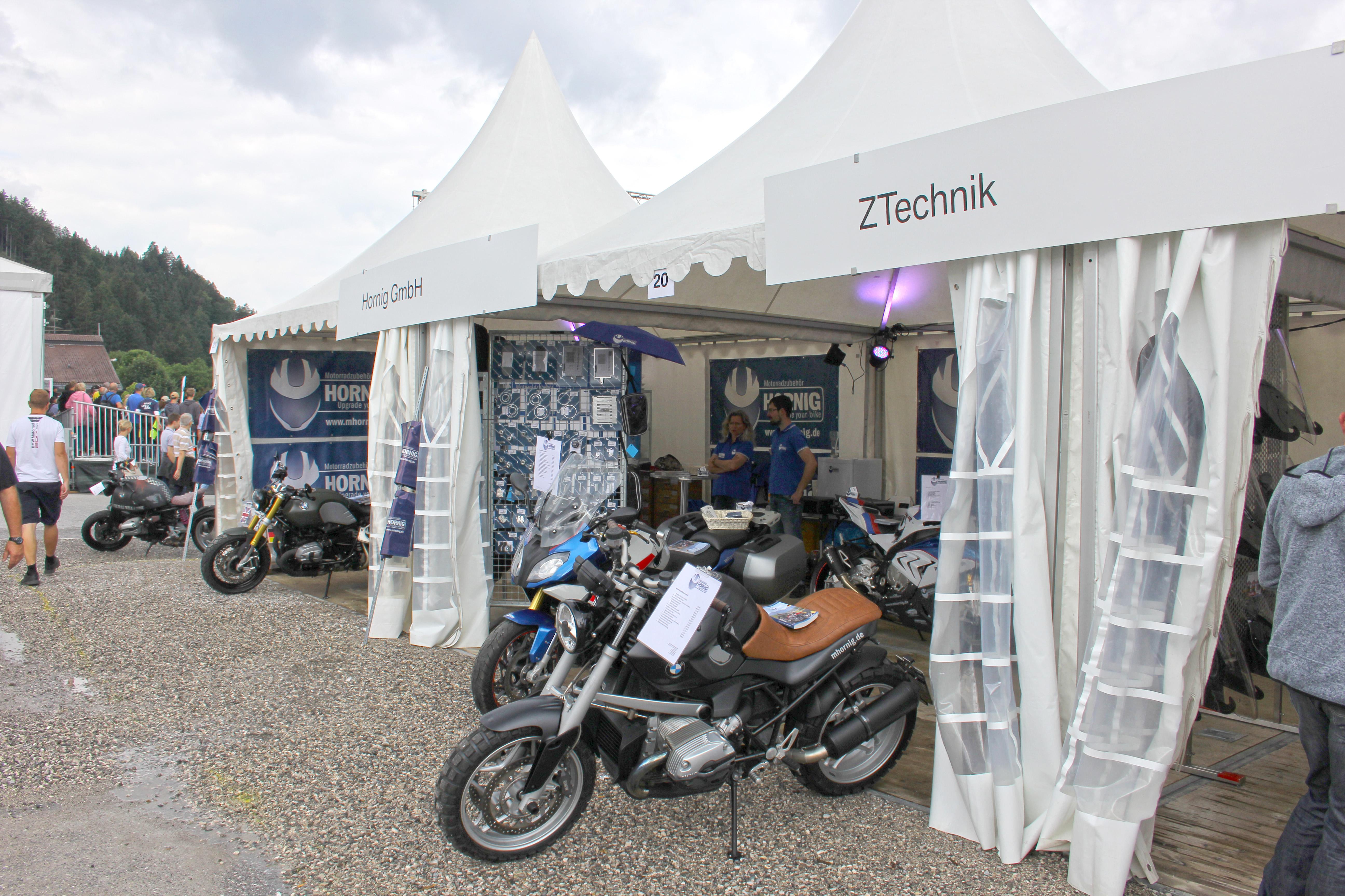 Bmw Motorrad Days 2019 Visit Us Motorcycle Accessory Hornig