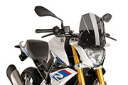 Sport windshield for BMW G310R