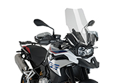 Touring windshield for BMW F850GS