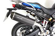 BMW F850GS conversion by Hornig