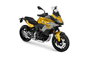 The new BMW F900XR