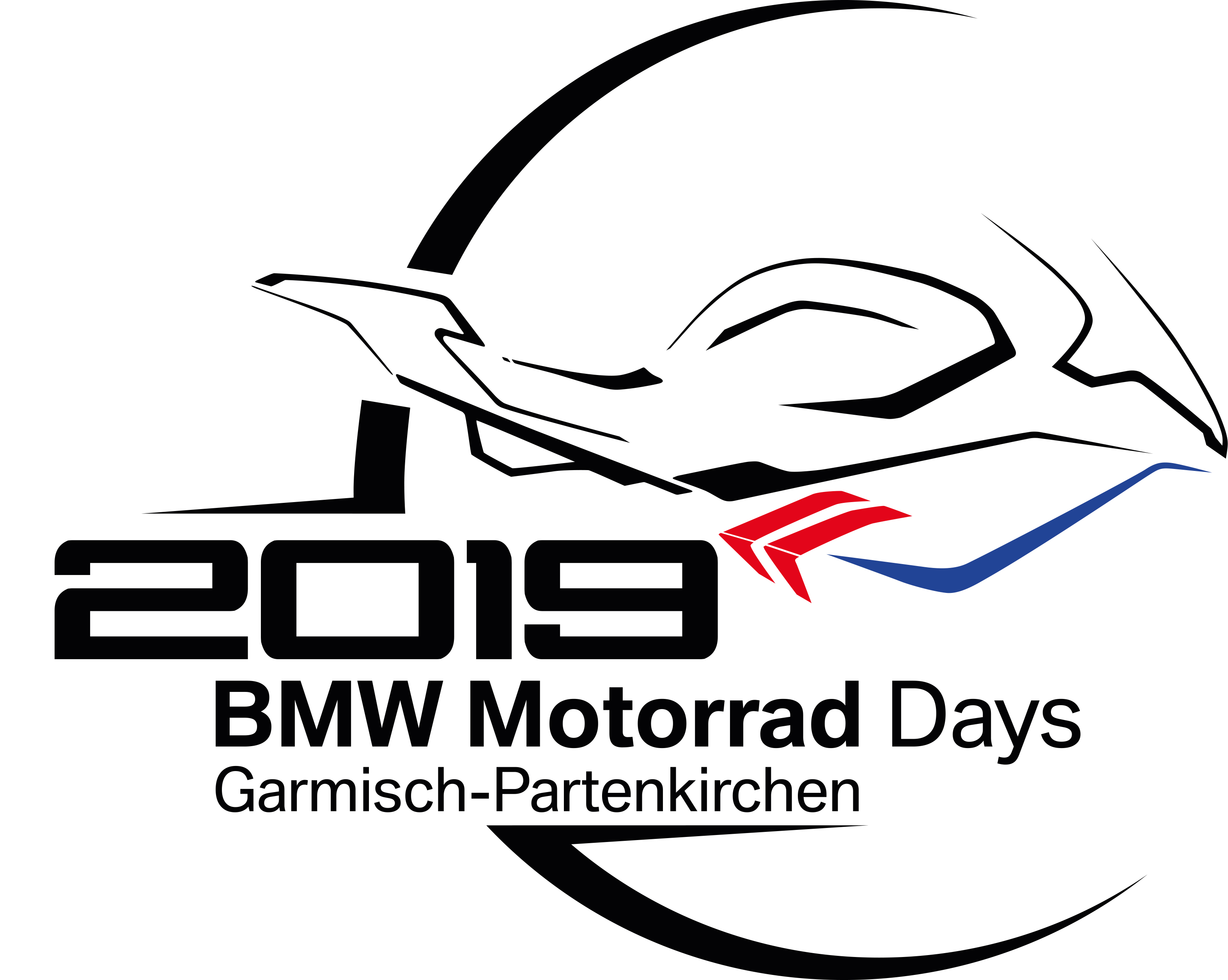 Bmw Motorrad Days 2019 Visit Us Motorcycle Accessory Hornig