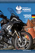 New Hornig catalogue 2020 German cover