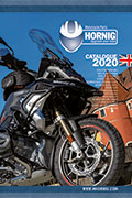 New Hornig catalogue 2020 English cover