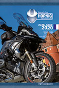 New Hornig catalogue 2020 Italian cover