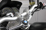 Handlebar Risers for BMW F800R (2009-2014)