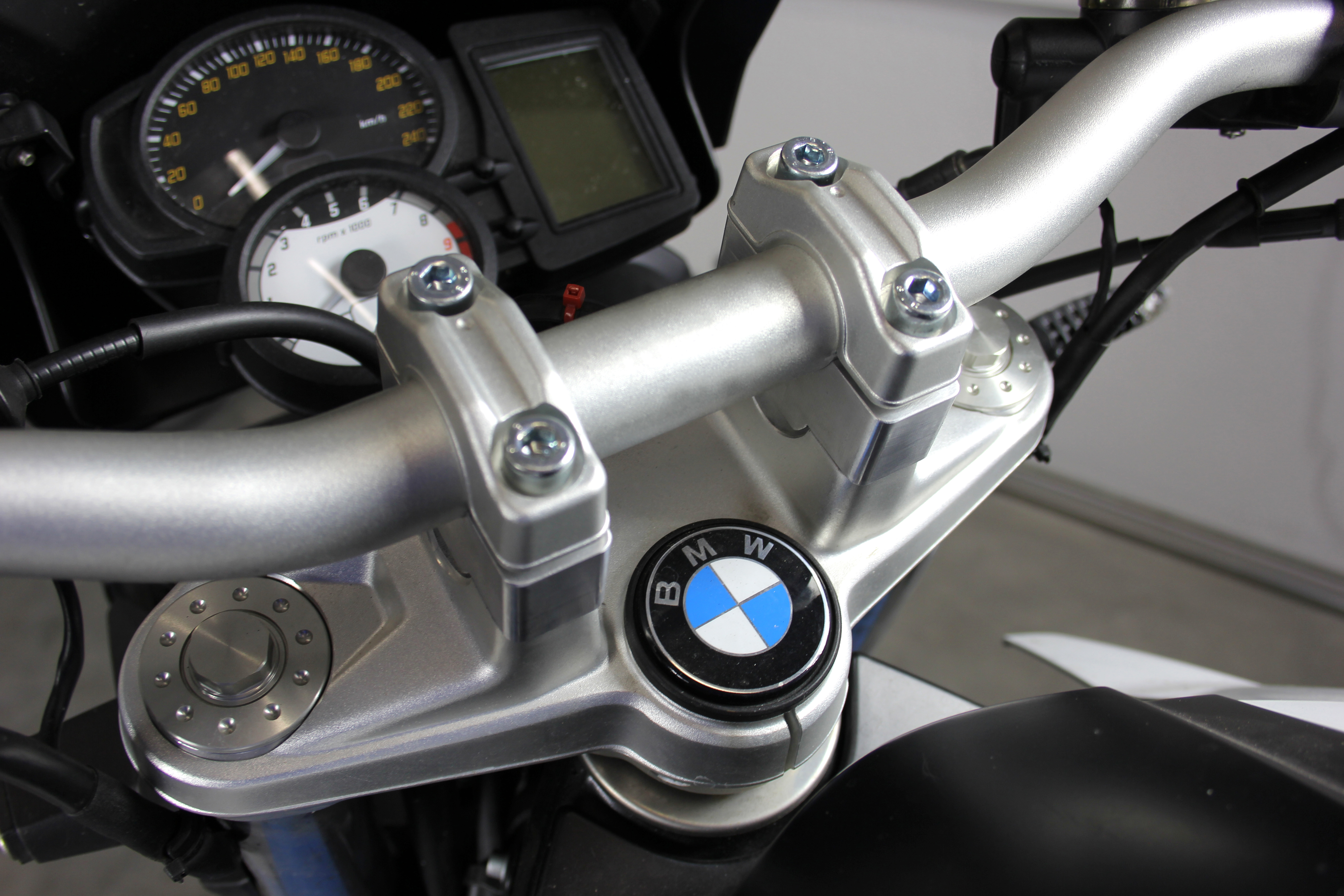Handlebar Risers For Bmw F800r 2009 2014 Motorcycle Accessory