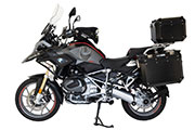 BMW R1250GS conversion by Hornig