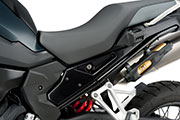 Frame Infill Panels for BMW F750GS, F850GS & F850GS Adventure