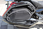 Inside bag for BMW K1600B