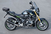 BMW R1250R conversion by Hornig
