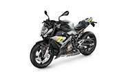 The new BMW S1000R