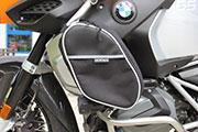 Crash bar bags for BMW R1250GS Adventure