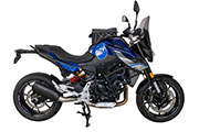 BMW F900R conversion by Hornig