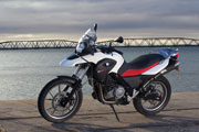 BMW G650GS Off Road