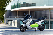 BMW Scooter C evolution 2014