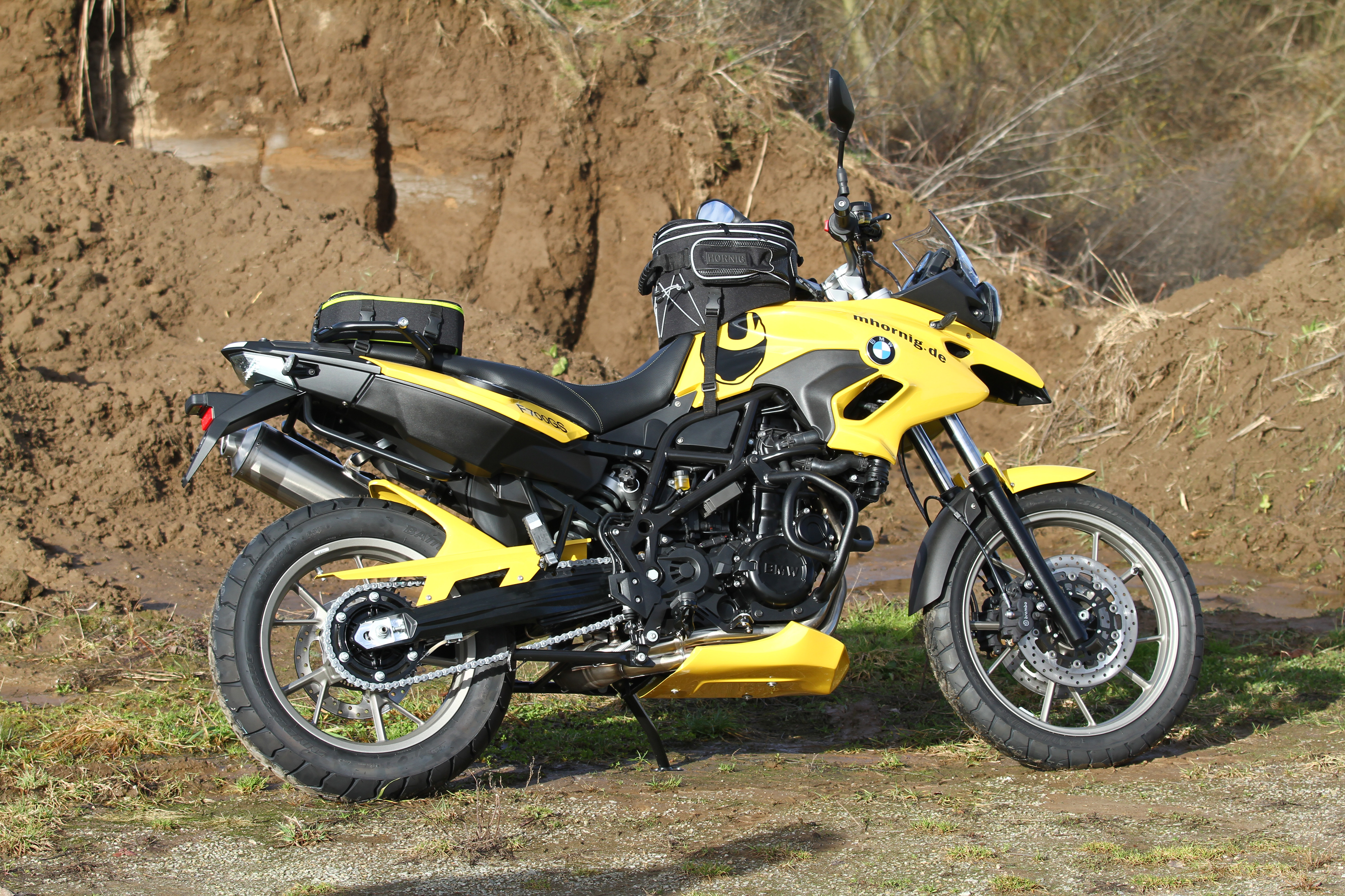 bmw f700gs conversion by hornig perfect for motorcycle. Black Bedroom Furniture Sets. Home Design Ideas