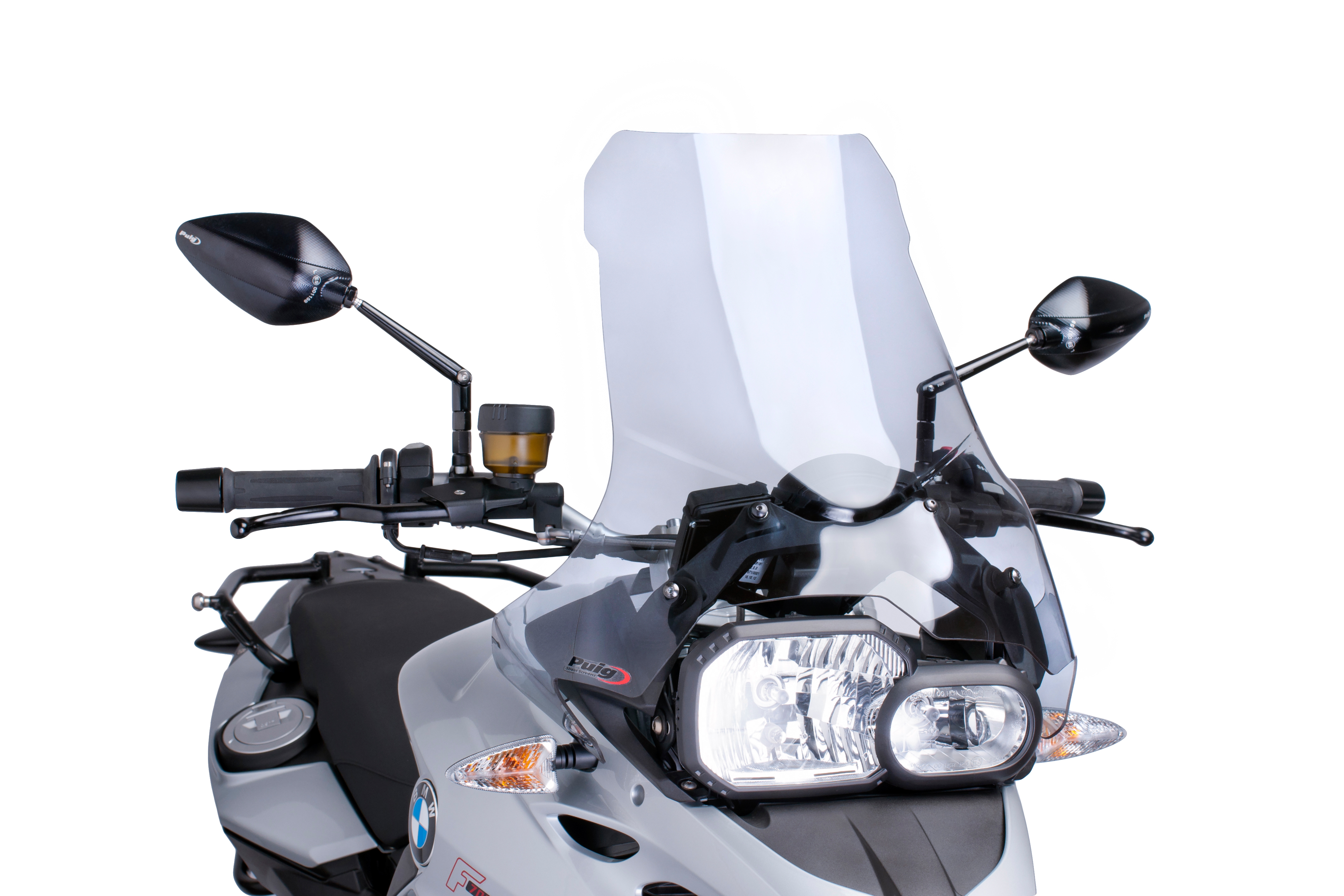 windshield for bmw f700gs more wind protection and comfort. Black Bedroom Furniture Sets. Home Design Ideas
