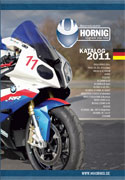 german BMW Motorcycle Accessory Catalogue 2011 by Hornig