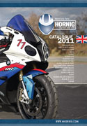 english BMW Motorcycle Accessory Catalogue 2011 by Hornig