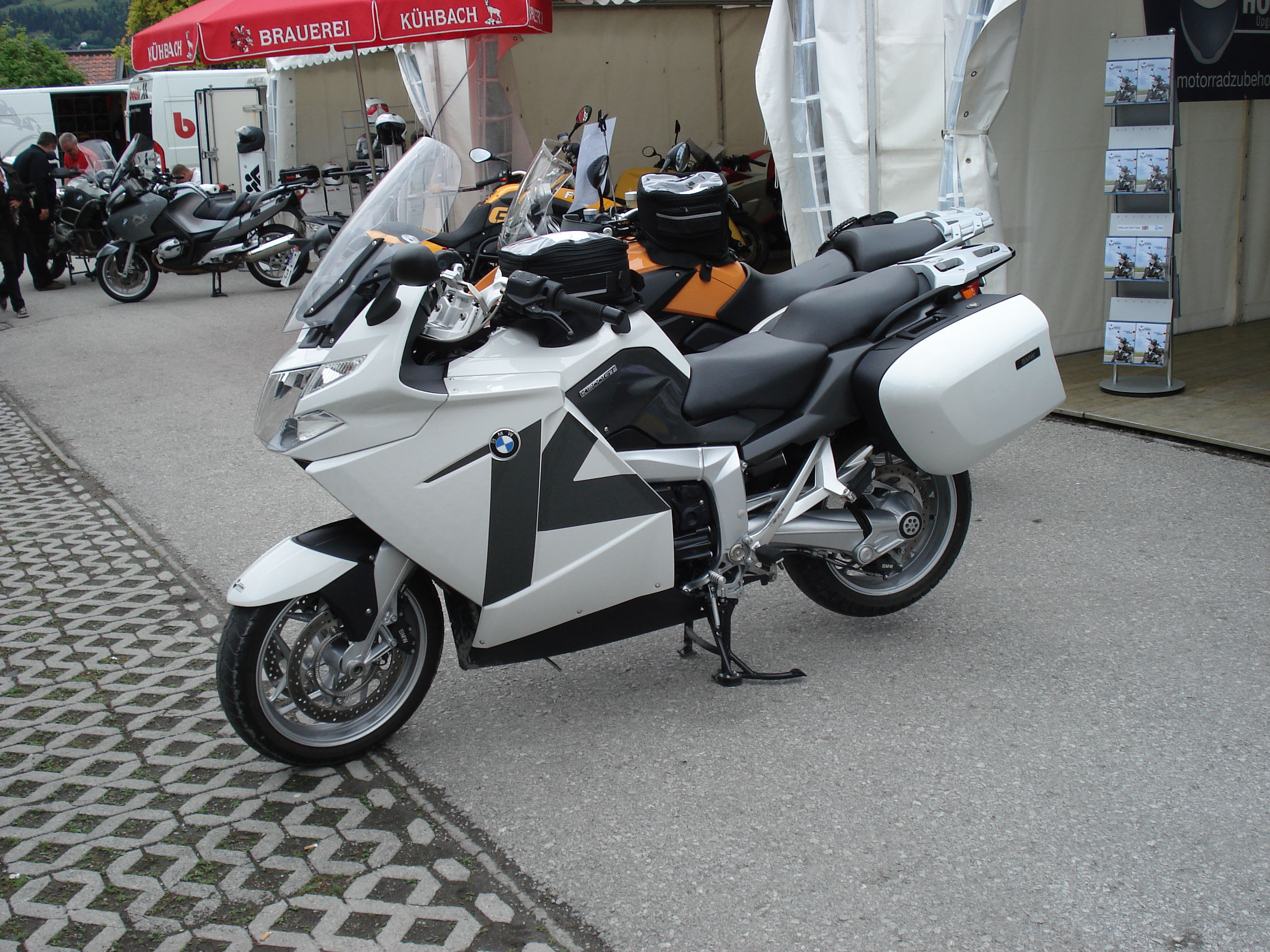 Printable Picture, BMW K1200GT ...