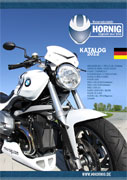 BMW Motorcycle Accessory Catalogue 2012 by Hornig german