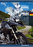 BMW Motorcycle Accessory Catalogue 2013 by Hornig german