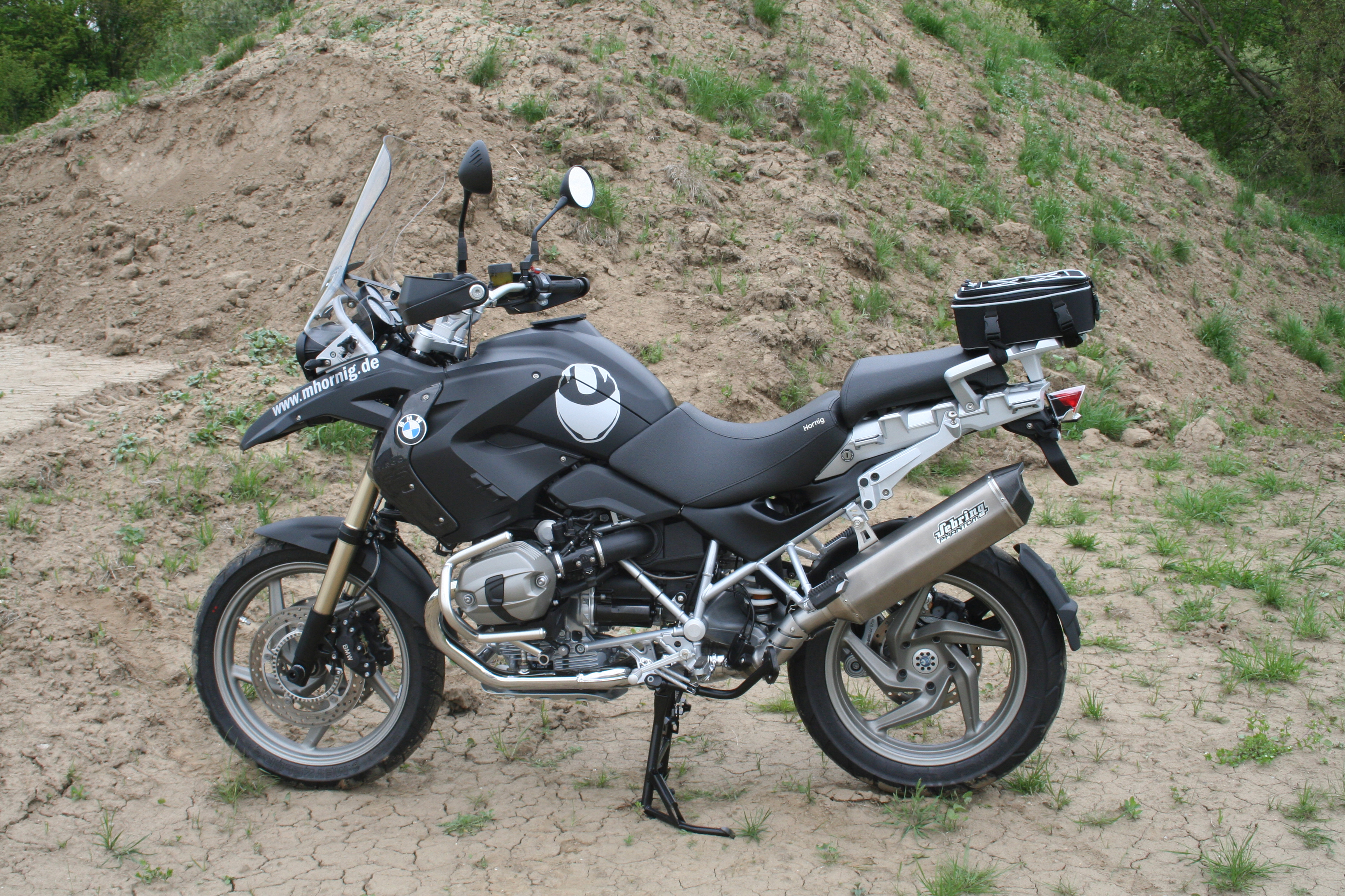 Hornig Bmw R1200gs Conversion The Customised Tourer Motorcycle
