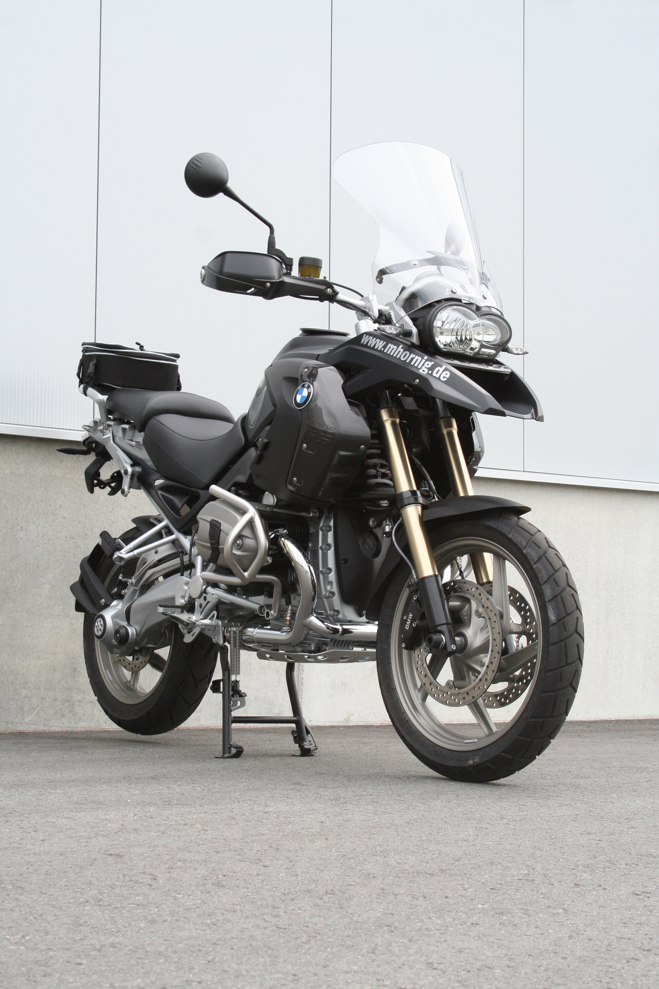Bmw R1200gs Adventure Triple Black 2017 Review: Hornig BMW R1200GS Conversion The Customised Tourer