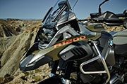 BMW R 1200 GS Adventure WC 2014