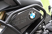 BMW R1200GS 2013 liquid cooled Hornig