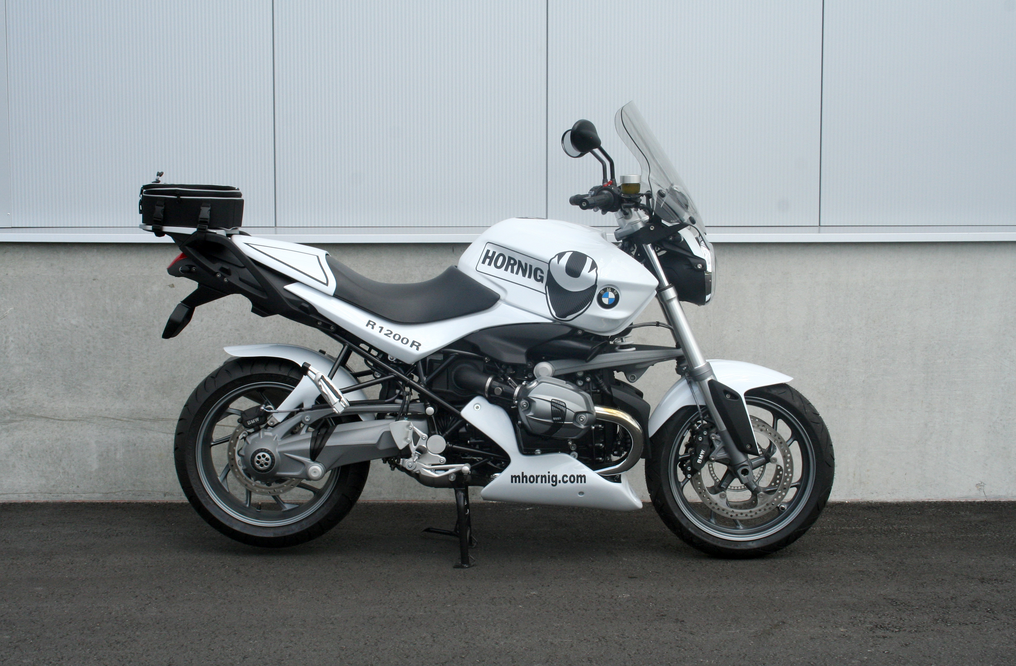 Hornig Customization Bmw R1200r Individuality In Perfection