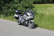 BMW R1200RT 2014 Water cooled Hornig