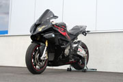 BMW S1000RR 2011 left angular