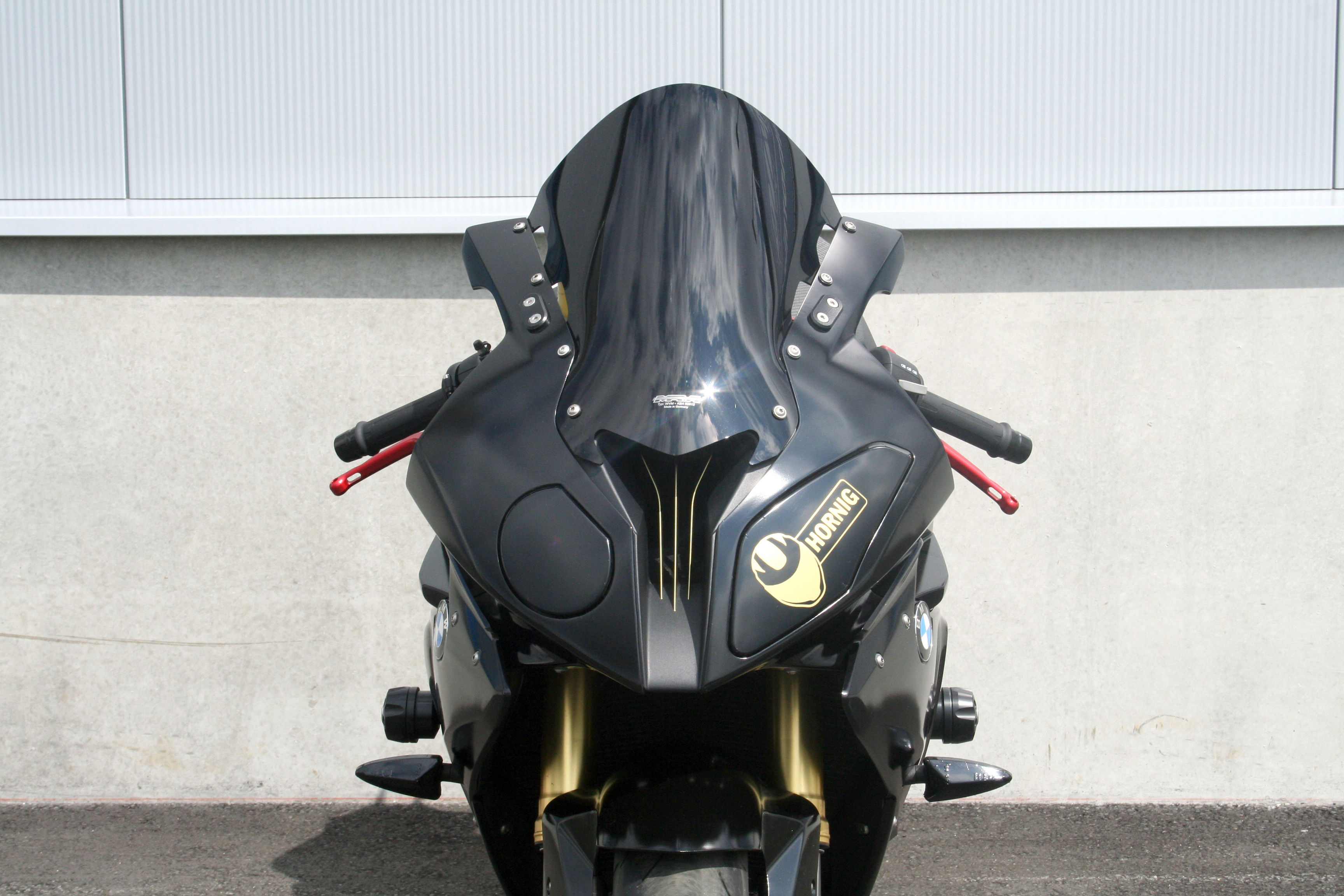 Hornig Bmw S1000rr Customization Motor Sports For The Street Motorcycle Accessory Hornig Parts For Your Bmw Motorrad