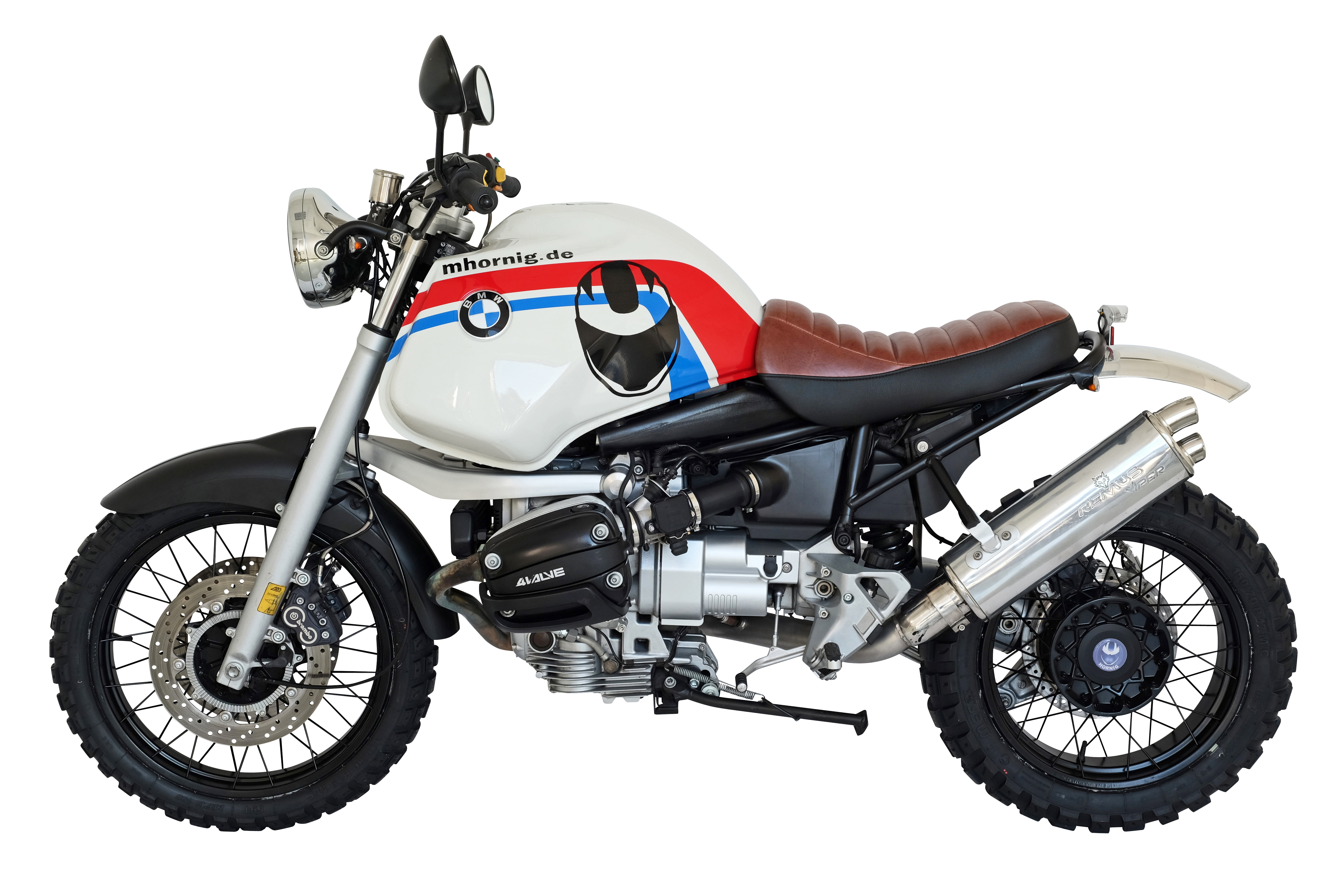 Bmw R1100gs Scrambler Conversion Based On Our R1100r Scrambler