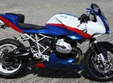 BMW R1200S Engine Protection