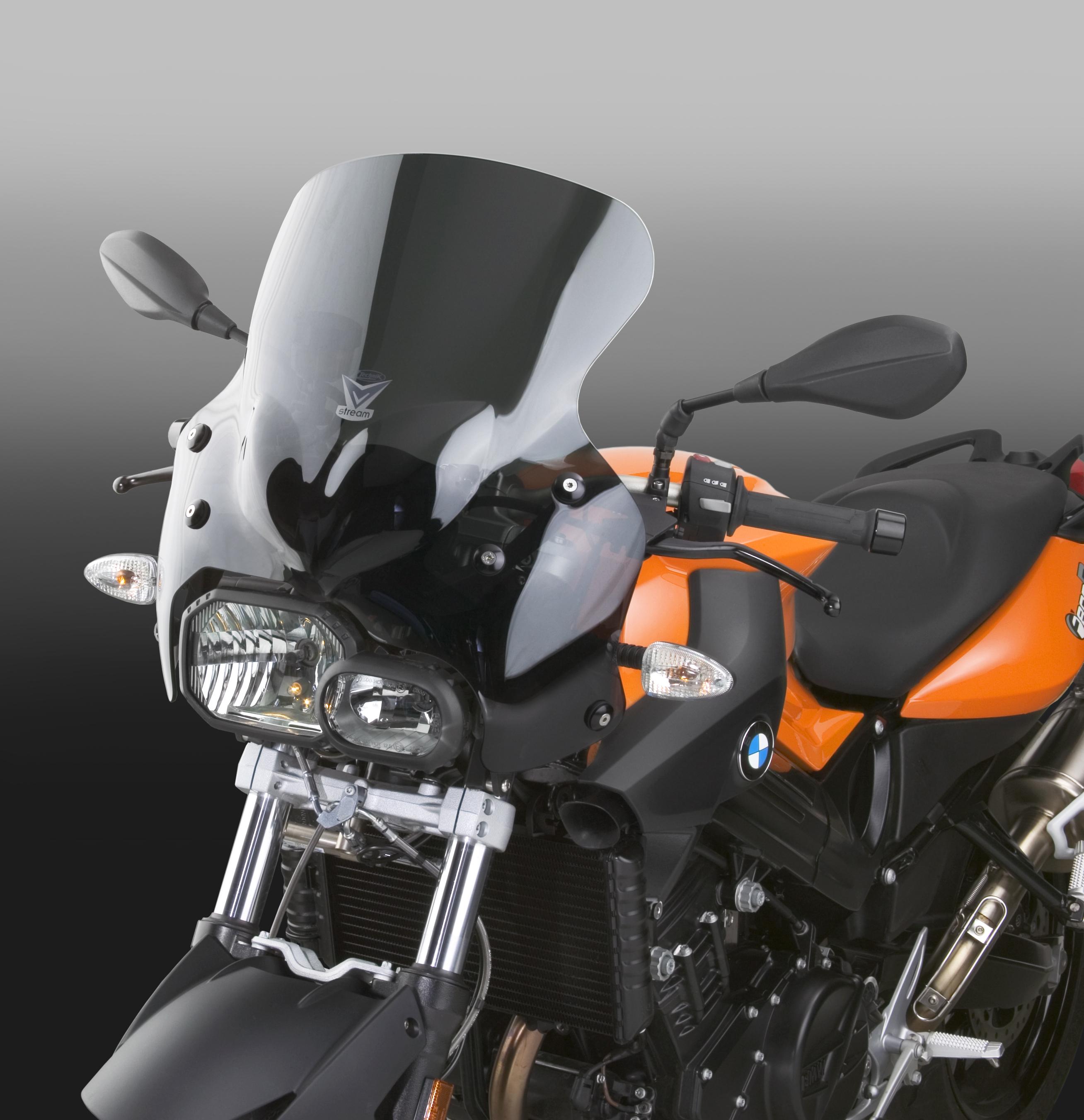 New Ztechnik VStream Windshields For BMW R1200GS, R1200R