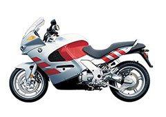 Poign/ées de moto For BMW K1200GT R1200RS K1200RS R1150GS R1150R R1100S poign/ée de moto de moto Grips papillon guidon de torsion en caoutchouc poign/ée Accessoires moto Color : Black